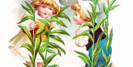 14 пасхальных открыток