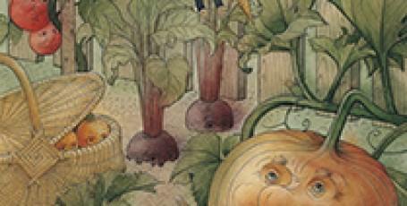 Огород на одной сотке